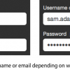 "A ""Username or Email"" Field Decreases Login Lock Outs"