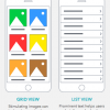 List vs. Grid View: When to Use Which on Mobile