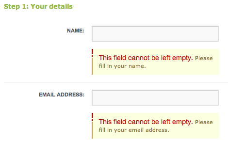 Always Mark Optional Form Fields Not Required Ones