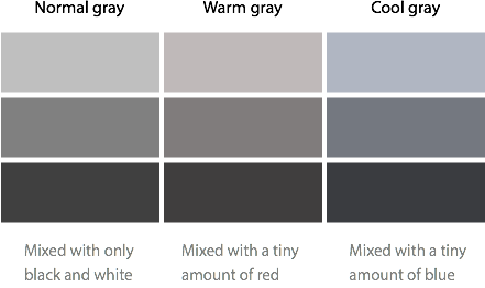 Colors Of Gray Pleasing Of Different Shades of Gray Colors Image