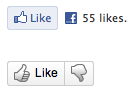 How the Thumbs Up/Like Button is Dumbing Users Down
