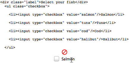 Why Your Form Checkboxes Need to Have Label Tags