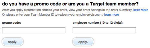 9 Things Designers Can Learn from Targets Checkout Form