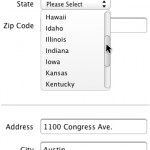 Make Country Selection Faster with Autocomplete Textboxes