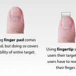 Finger-Friendly Design: Ideal Mobile Touch Target Sizes