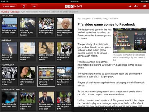BBC-layout