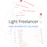 Light Freelancer: Every Document for Any Project