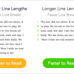 How Margins and Line Lengths Affect User Reading