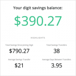 Digit: A Tool to Automate Your Savings