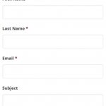 5 Research Based Tips for a Better Contact Form