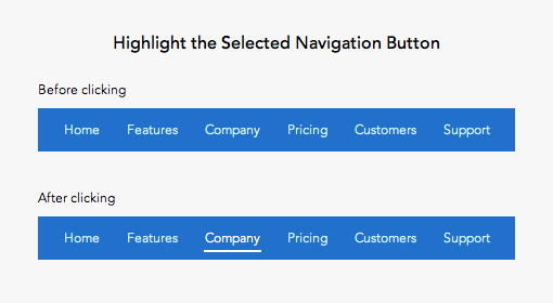 5 Common Design Mistakes On Navigation Bar Buttons