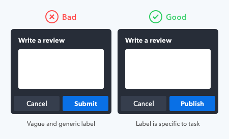 button-label-task-specific